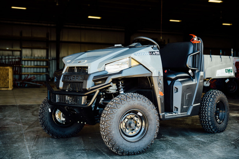 Utility Vehicles - Display Photo