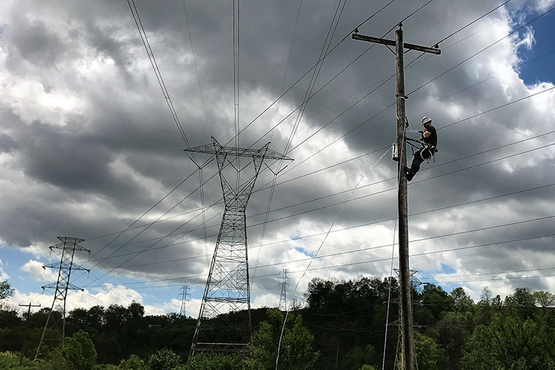 Electric Utility - Display Photo