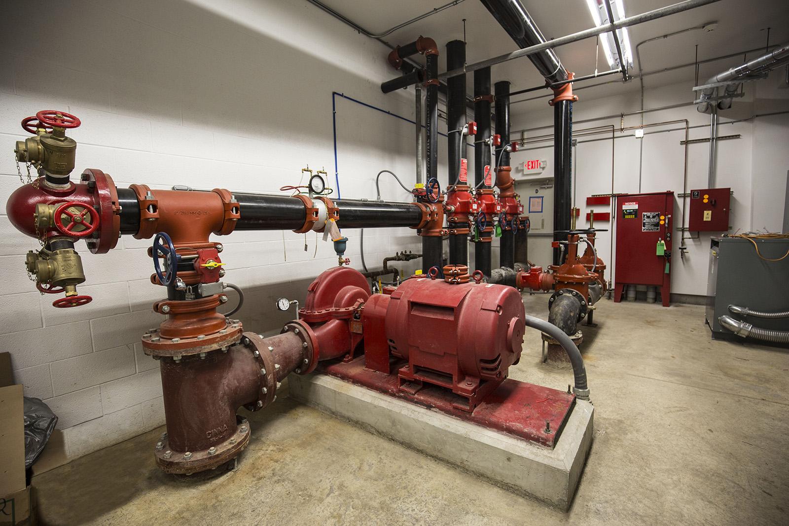 Fire Suppression Image
